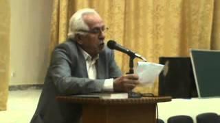 #x202b;كلمة الشاعر الكبير صباح امين في انتخابات ادباء النجف#x202c;lrm;