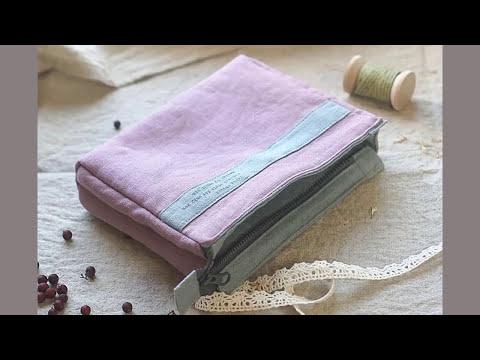 Shine Sewing Tutorial Make Up Bag