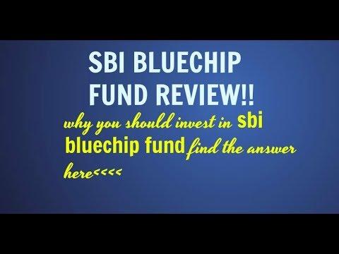 SBI MUTUAL FUND #SBI BLUECHIP FUND REVIEW