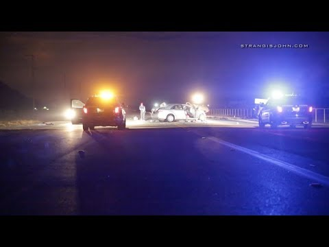 San Jacinto: Two Killed and Two Injured in Head on Collision