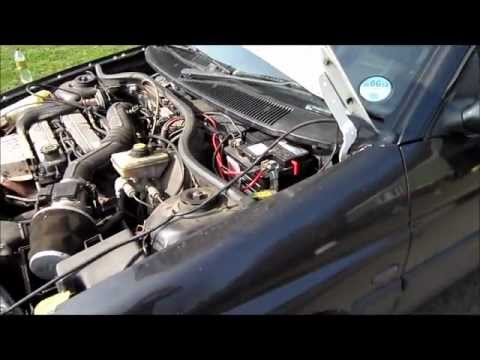 Ford Escort Washer jets problem - not working - blocked DIY How To clean MOT Failure