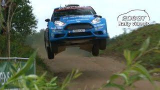 BEST OF RALLY, CRASHES, SHOW 2016_ BY 206GT