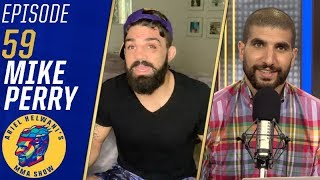 Mike Perry reflects on horrific nose injury, next steps in career | Ariel Helwani's MMA Show