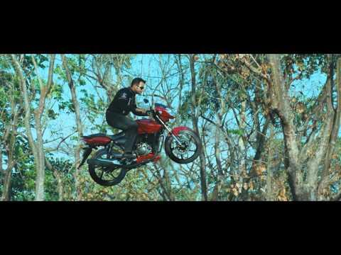 Malayalam Movie | Hero Malayalam Movie | Prithiviraj's Stunning Bike Jump | 1080P HD