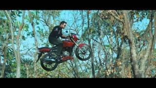 Malayalam Movie   Hero Malayalam Movie   Prithiviraj's Stunning Bike Jump   1080P HD
