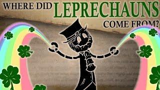 The Origin of Leprechauns — Celtic Folklore Month