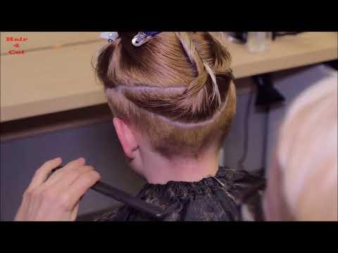 2018-07 Henrietta preview - long hair cut very short