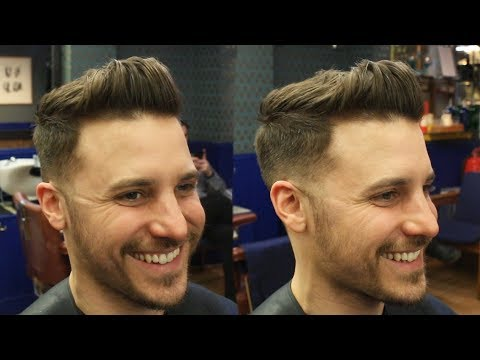 David Beckham New Haircut 2018 Inspired Hairstyle