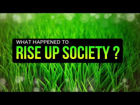 Rise Up Society's Page, RIP