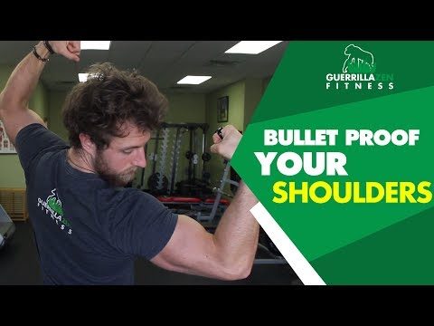 Shoulder Alignment Exercise | 3 Position Pull Apart
