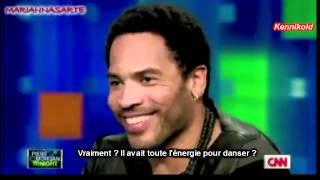 Lenny Kravitz - about Michael Jackson - interview 2011 - sous titres francais