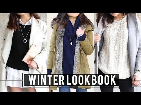 Winter Lookbook | Fashion Outfit Ideas | Miss Louie