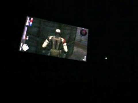 Metal Gear Solid Portable Ops Online Play TDM