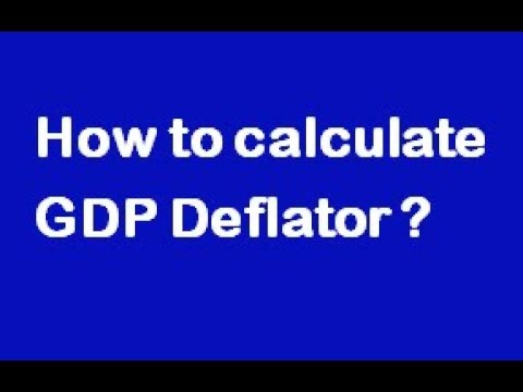 How to calculate GDP Deflator ? (CAIIB-ABM)