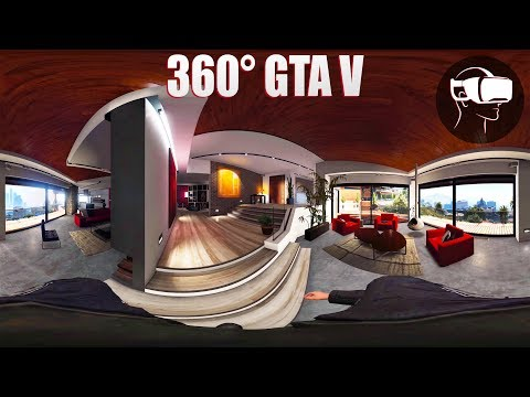 GTA V - 360° VR Video [GTA Spherical]