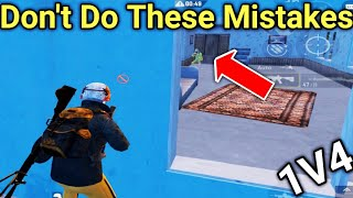 Download Dont Do These Mistakes In PUBG Mobile | PUBG Mobile Tips And Tricks Video