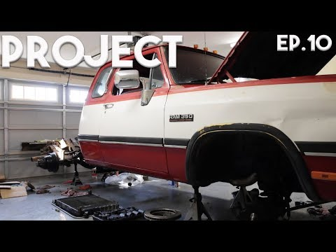 SUPER SECRET PARTS ARE IN FOR THE 12V CUMMINS! *WATCH ALL THE WAY TO THE END OF THE VIDEO*