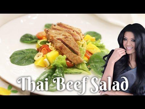 Resep Thai Beef Salad