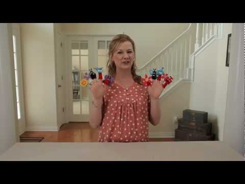 Learn with JOANN How to Make Fun Finger Puppets from Old Gloves