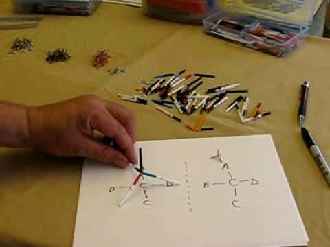 Organic Chemistry Molecular Models Part II