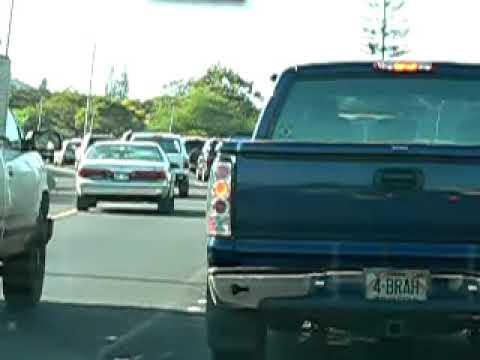 Honolulu Traffic