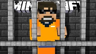 Minecraft JAIL BREAK   STARTING FROM THE BOTTOM #1