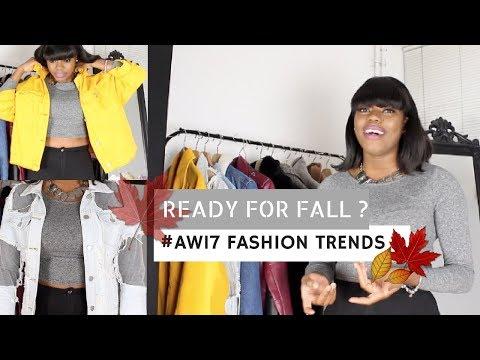 Autumn Winter 2017 Trendy Outerwear Must haves at Zara , Fashion Nova, Stradivarius +