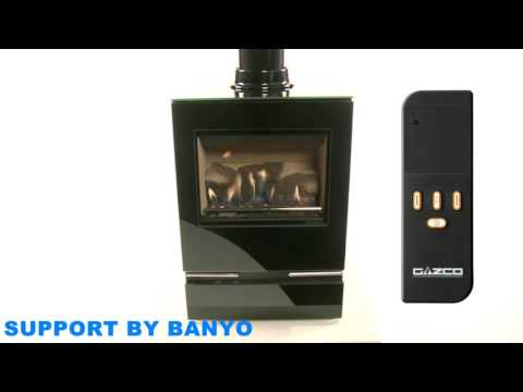 How to use the Standard Remote Control for your Gazco Fire or Stove
