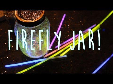 DIY: How To Make a Firefly Jar!
