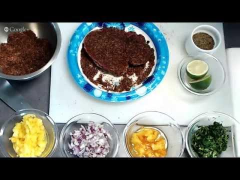 Let's Get Grilling - Coffee Dry Rub Pork Chops
