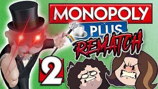 Monopoly - The Rematch: We Suck At Monopoly - Part 2 - Game Grumps Vs