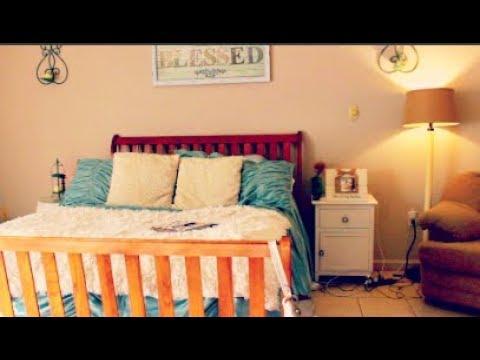 Semi Minimalist Master Bedroom Tour!