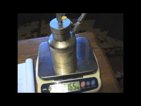 Tamisium Butane Oil Extractor Basic Video Series, Video 3 - Recovering your Butane Solvent for Reuse