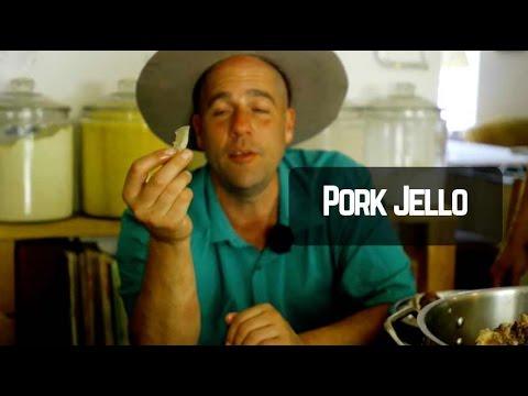 Pork Gelatin- A Savory Treat