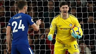 Thibaut Courtois and Mohamed Salah both going to Real Madrid?   ESPN FC
