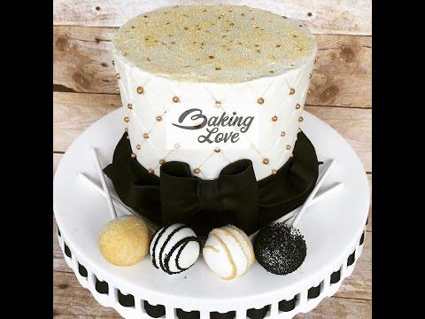 Anniversary Cake & Cake Pops