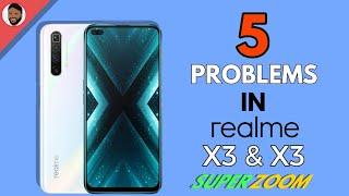 PROBLEMS IN REALME X3 & REALME X3 SUPERZOOM || ALL PROS & CONS