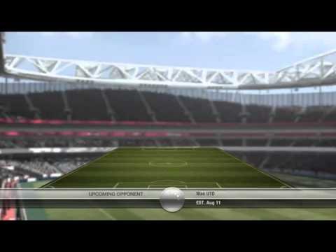 FIFA 12 - Hatrick Progression #4!
