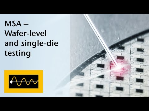 Wafer-Level and Single-Die Testing