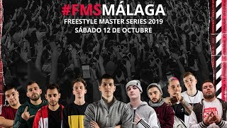 FMS ESPAÑA - Jornada 5 #FMSMÁLAGA Temporada 2019
