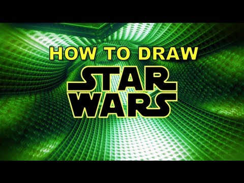 How To Draw STAR WARS! Episode 21 of 22: More Mailbag!