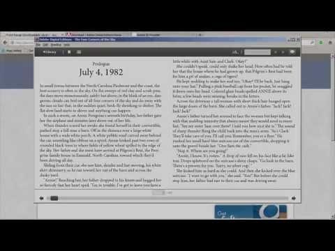 Library eBooks for B+W eReaders (Nooks)