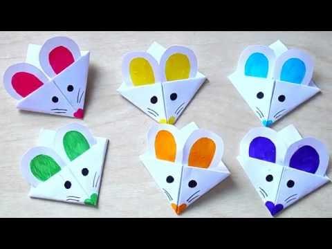 Mice Corner Bookmarks!