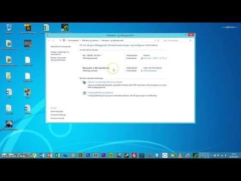 How to find your WPA key / How to find your ethernet key. (Windows 8 & Windows 8.1)