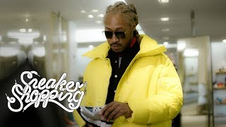 Download Future Goes Sneaker Shopping With Complex Video