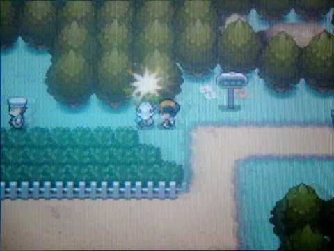 Pokemon Soul Silver Walkthrough 35 - The Legendary Surprise