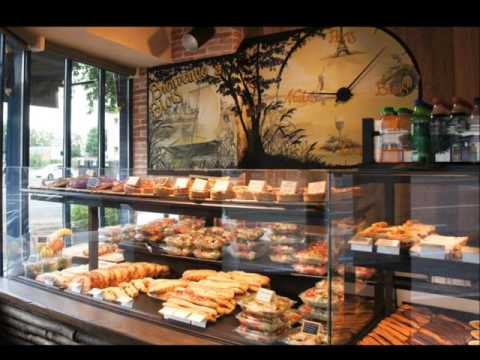 beautiful coffee shop design