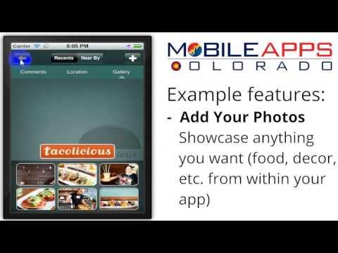 Mobile Application Development for Restaurants