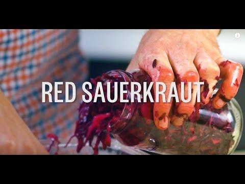 Red Sauerkraut Recipe   Green Press