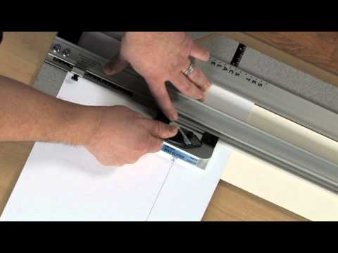 How to Cut a Mat with the Logan Compact Elite